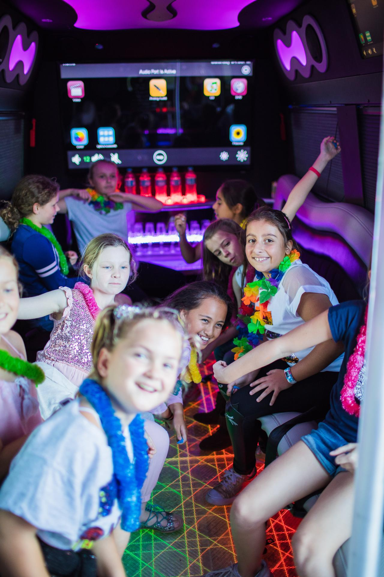 Sydney Party Limos - Gymbus Directory