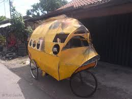 Gymbus-Tricycle