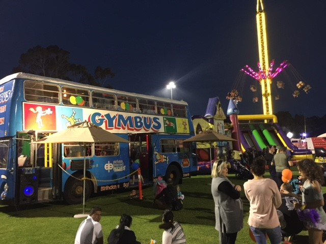 amusement rides perth