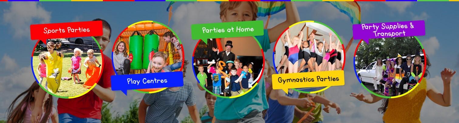 Gymnastic Birthday Parties