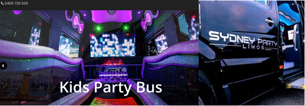 sydney party limo